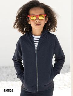 Kids Hooded Jackets